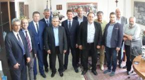 Συνάντηση του Αντιπεριφερειάρχη Π.Ε. Φλώρινας με τον Πρόξενο της Σερβίας, τον Πρέσβη της Σερβίας και τη διοικητική επιτροπή του Ελληνοσερβικού Επιμελητηρίου
