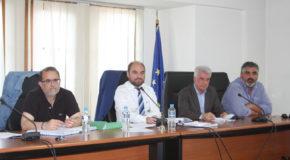 Συνεδρίαση του Δημοτικού Συμβουλίου Φλώρινας