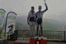 1η θέση για τον Έφηβο ποδηλάτη του ΑΟΦ  Άγγελο Σαράφη   στην Ανάβαση Βλάστης 'the PEAK vol 2'