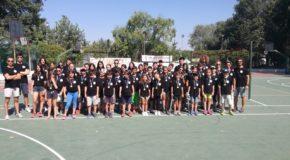 Ολοκληρώθηκε με επιτυχία το 7ο Summer Camp AOF 2017