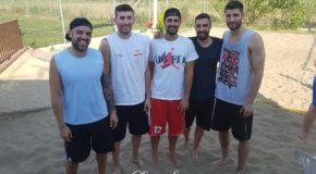 1ο Τουρνουά Beach basketball του Φ.Σ.Φ. «Ο Αριστοτέλης» (φώτο + βίντεο)