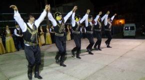Ολοκληρώθηκε το 3ήμερο Φεστιβάλ Παραδοσιακών Χορών στο πλαίσιο των εκδηλώσεων «Πολιτιστικό Καλοκαίρι 2017»