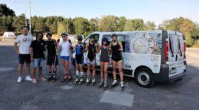 Ξεκίνησαν οι αγωνιστικές υποχρεώσεις του ΑΟΦ,στο Balkan Cup Roller ski race Krusevo-Fyrom