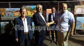 Οι επισκέψεις του Δημάρχου Φλώρινας στις παράλληλες εκδηλώσεις του Δήμου