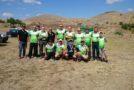 15 αθλητές  της Σκοπευτικής Αθλητικής Λέσχης Φλώρινας στον Πρωταθληματικό  αγώνα LΙ