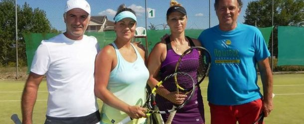 Πρωτιά στις γυναίκες για τον Ομιλο Αντισφαίρισης Φλώρινας NorthGrip στο πετυχημένο τουρνουά του PROTEAS Kastoria Tennis Club