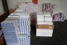 Βρέθηκαν επιπλέον -14.485- αδασμολόγητα πακέτα τσιγάρων και -81- συσκευασίες αδασμολόγητου καπνού