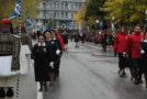 Στιγμιότυπα από την παρέλαση της 28ης Οκτωβρίου 2017 στη Φλώρινα