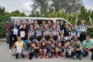 4 Κύπελλα για τον ΑΟΦ στο Πανελλήνιο Πρωτάθλημα Roller ski στην Αμφίπολη