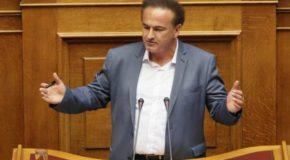 Ομιλία στη Βουλή του βουλευτή Φλώρινας Γ. Αντωνιάδη για τη μετεγκατάσταση των Αναργύρων