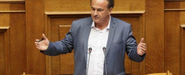 Ερώτηση του Βουλευτή ΝΔ Φλώρινας Γιάννη Αντωνιάδη προς τον υπουργό Παιδείας, Έρευνας και Θρησκευμάτων