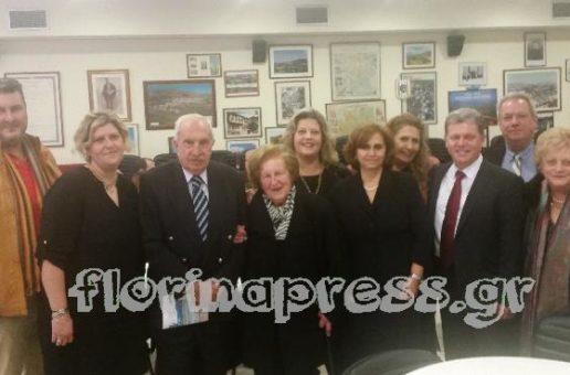 Με μεγάλη επιτυχία παρουσιάστηκε το βιβλίο της συμπατριώτισσας μας την Κυριακή 12 Νοεμβρίου 2017  από την Ομοσπονδία Δυτικομακεδονικών Σωματείων Θεσσαλονίκης.
