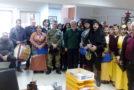 Επίσκεψη των ποντιακών Συλλόγων Λεβαίας και Μανιακίου στο Δήμο Αμυνταίου