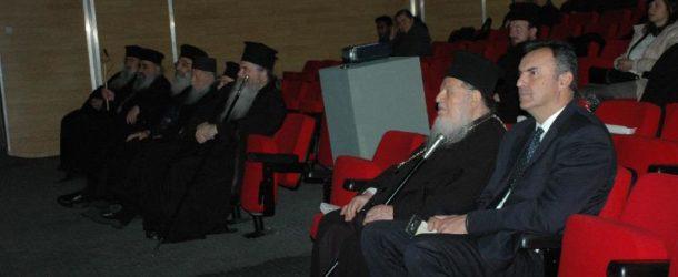 Πραγματοποιήθηκε η εορταστική εκδήλωση για τα 50 χρόνια από τη θεμελίωση του Ιερού Ναού Αγίας Παρασκευής Φλωρίνης