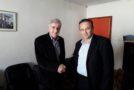 Ο βουλευτής ΝΔ Φλώρινας Γιάννης Αντωνιάδης ενημερώθηκε για το Παιδιατρικό τμήμα του νοσοκομείου Φλώρινας από τον διοικητή κ. Γιώργο Χιωτίδη