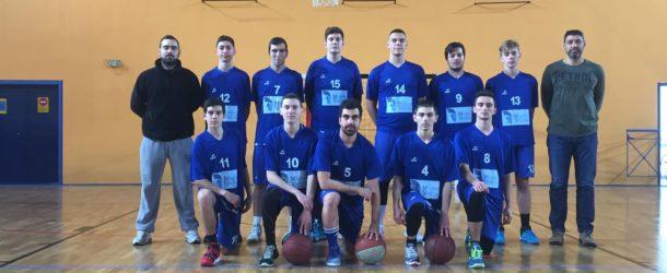 Με το δεξί ξεκίνησε και τη νέα χρονιά το εφηβικό τμήμα καλαθοσφαίρισης του Αριστοτέλη Φλώρινας