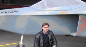 Συνέντευξη με τον πρώτο Έλληνα κατασκευαστή αεροπλάνου Γιώργο Ηλιόπουλο